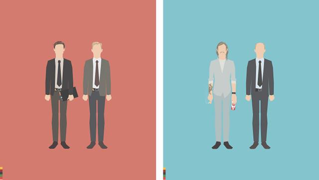 An Insanely Detailed Infographic of Every Character in True Detective
