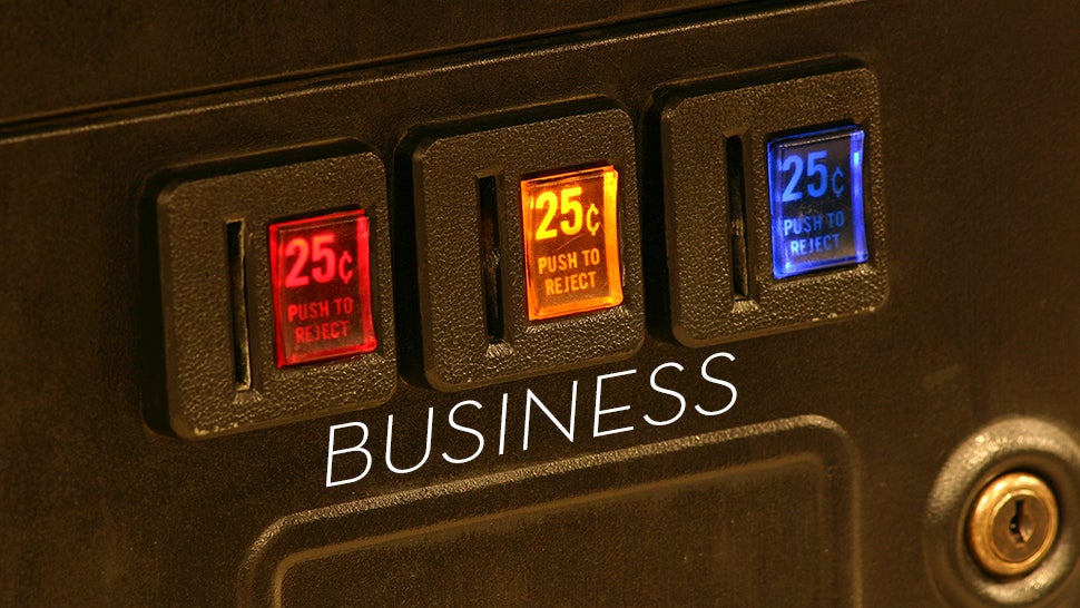 This Week In The Business: Making Money Making Games