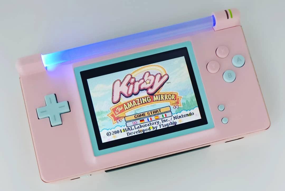 Broken Nintendo Handhelds Turned Into Beautiful Game Boys