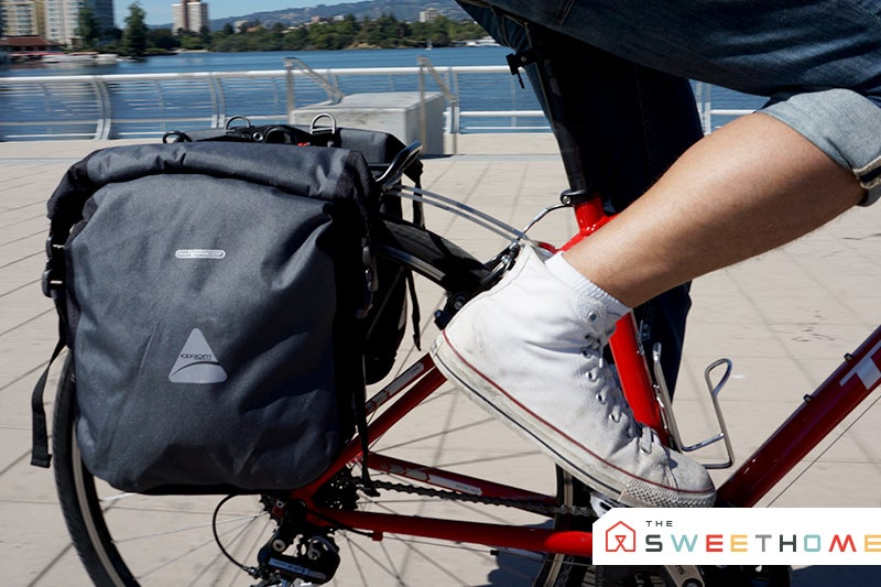 The Best Bike Rack Basket And Panniers For Commuting