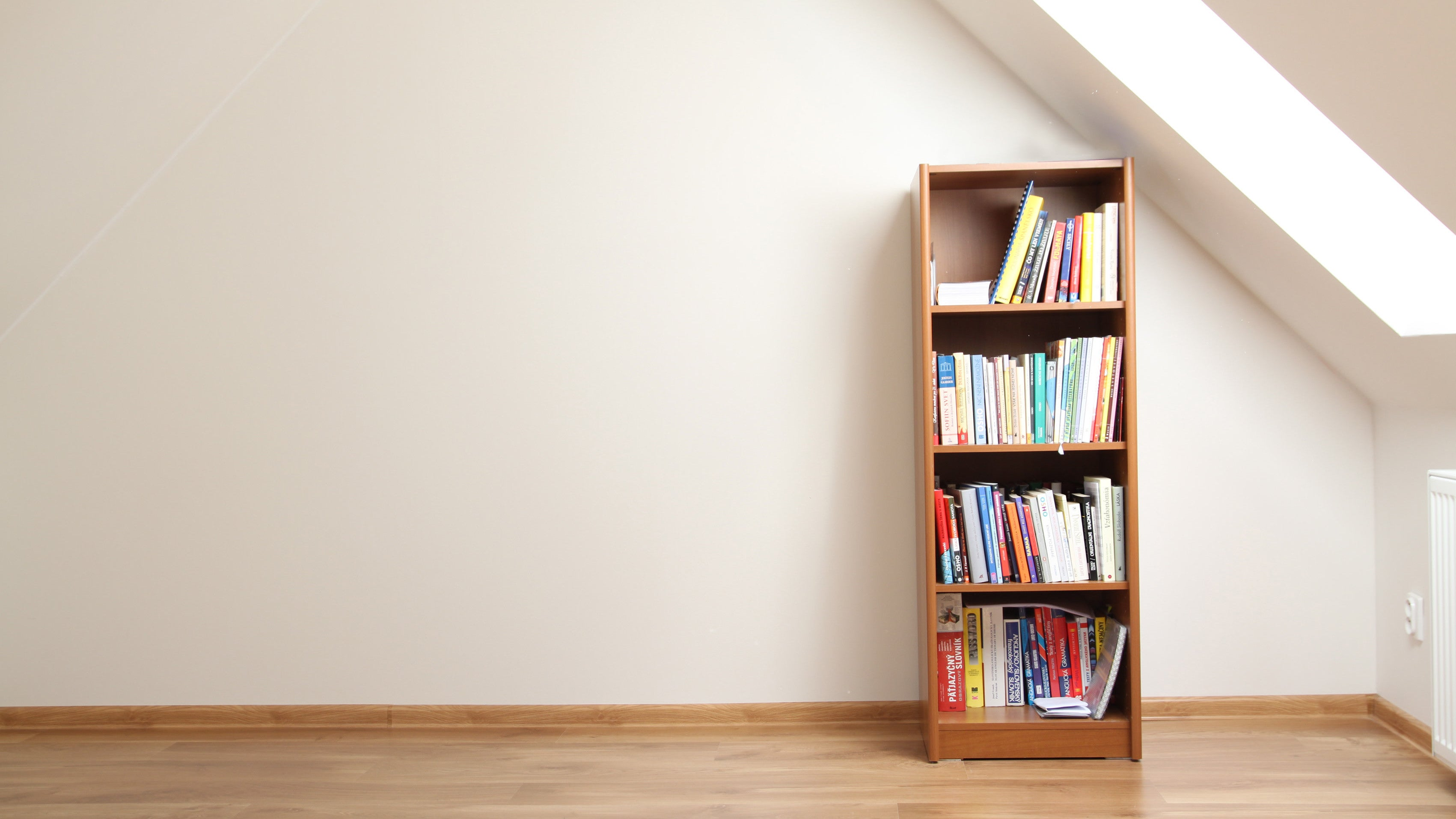Turn Your Old Bookcase Into A Sensory Activity Centre