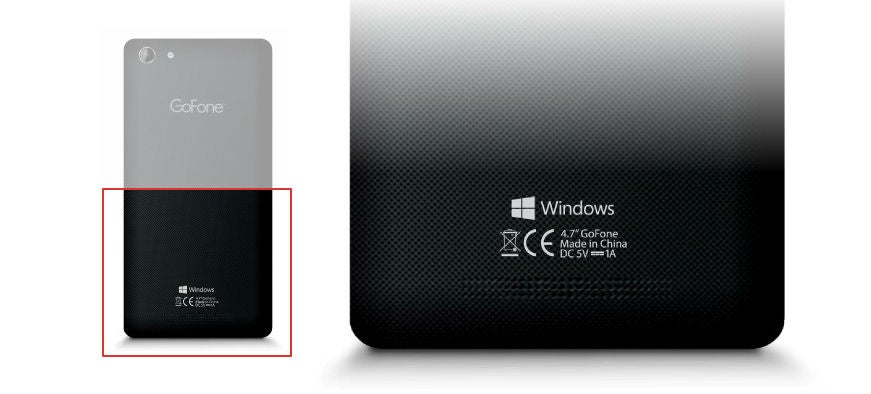 Here's The First Windows Phone Device With Official 'Windows' Branding