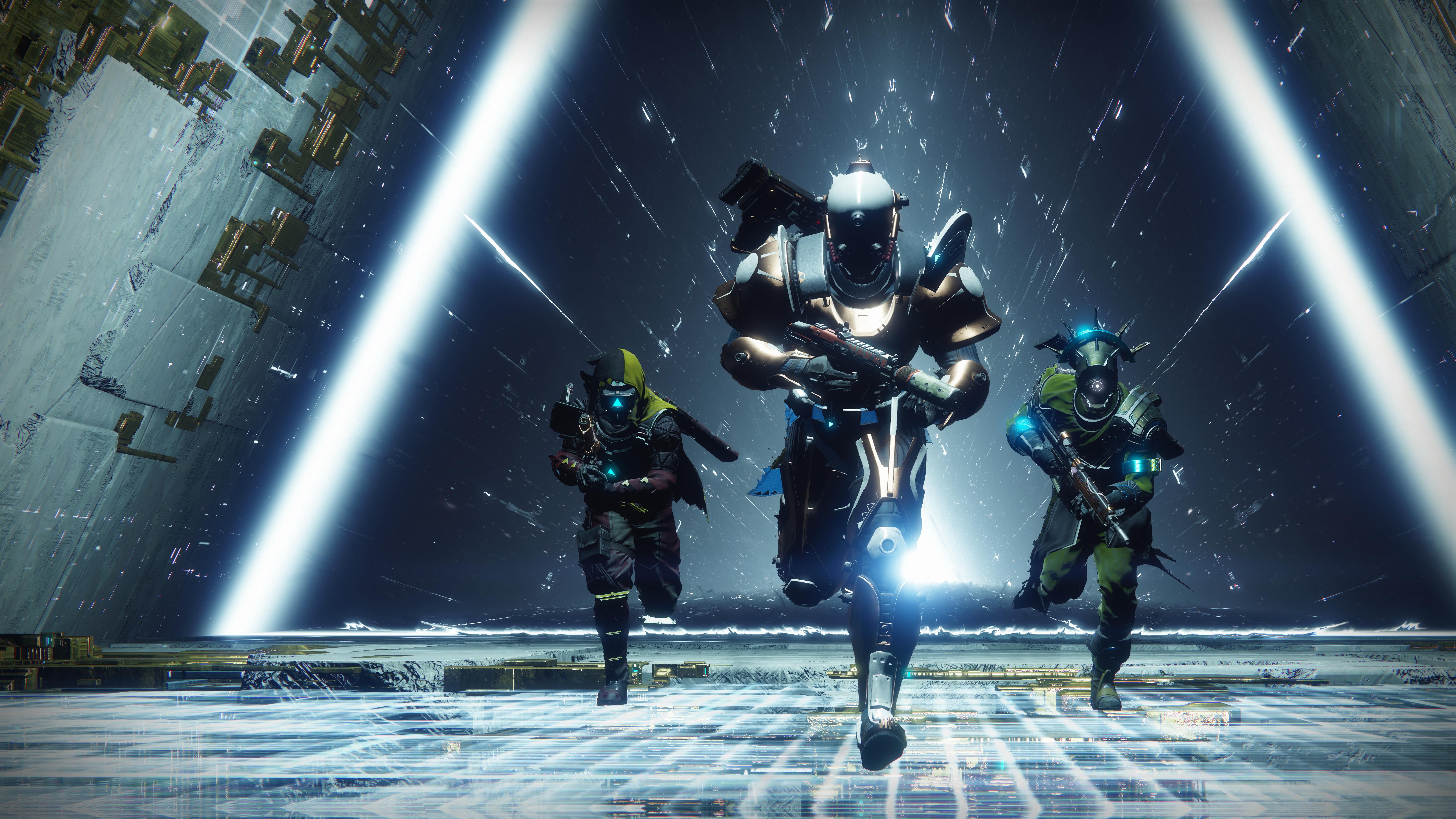 A Newcomer's Guide To Destiny 2