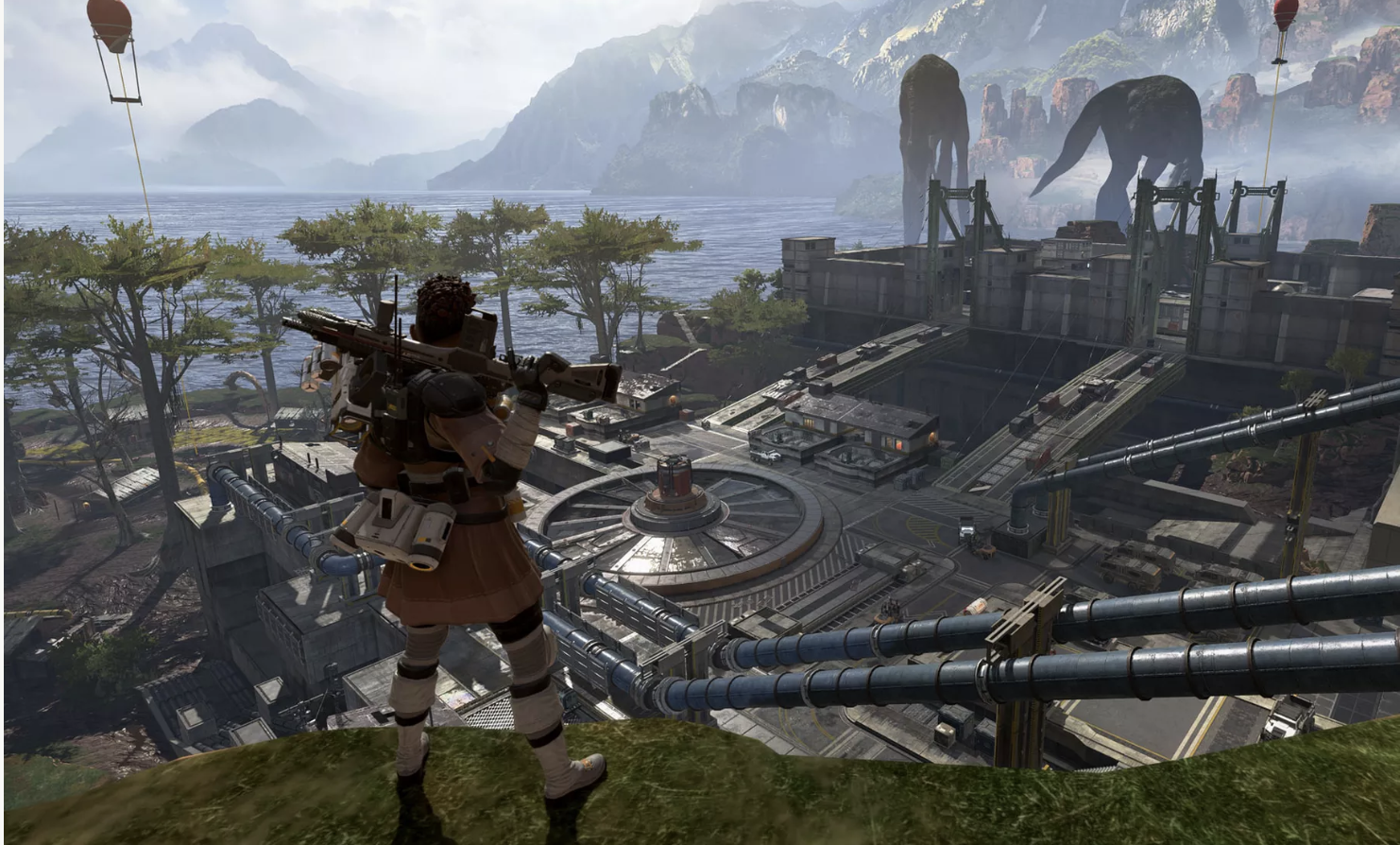 An Apex Legends Player Analysed Over 100,000 Matches To Find The Most Popular Drop Zones