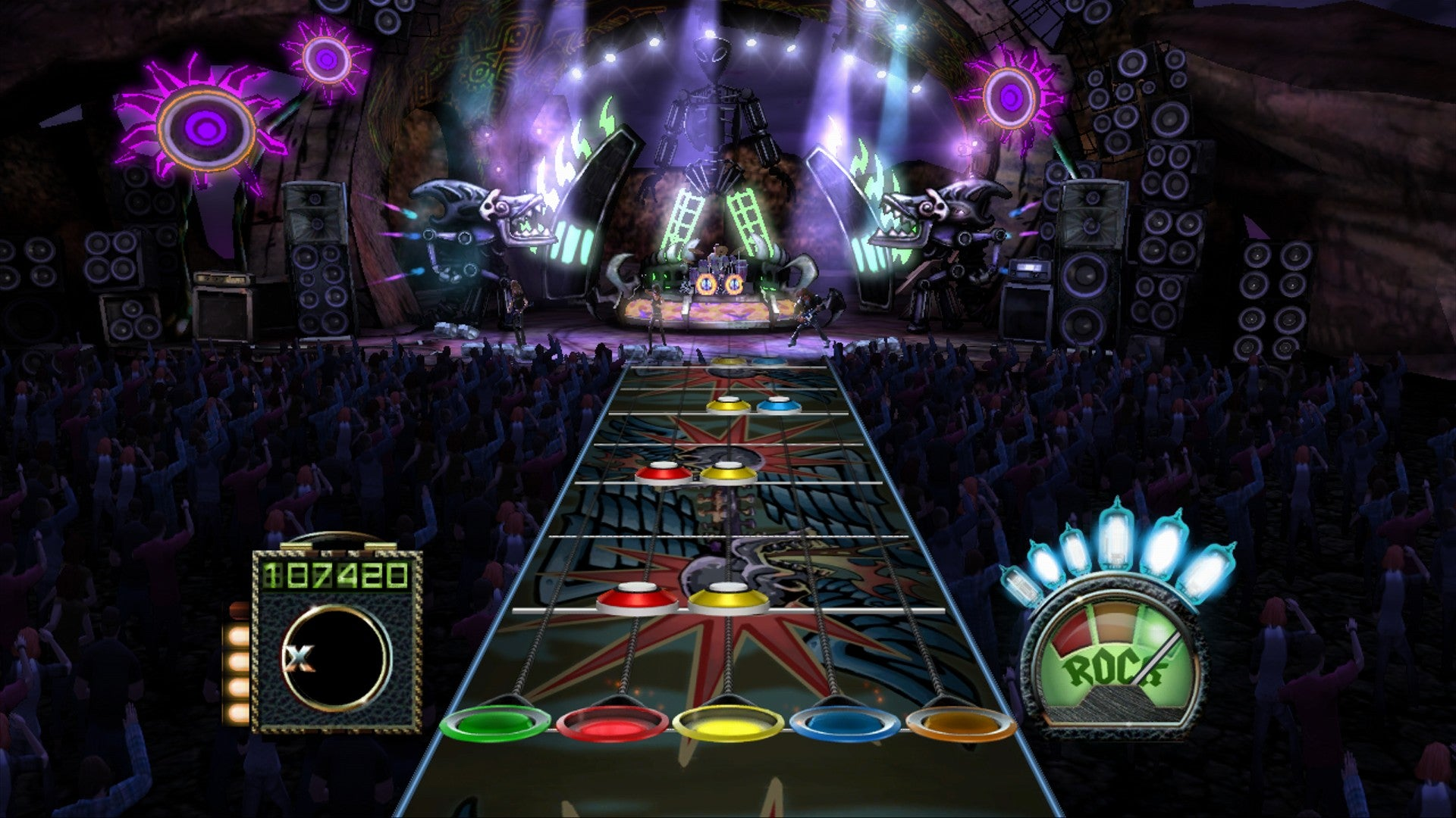 A Clever Mario Maker Level Inspired By Guitar Hero