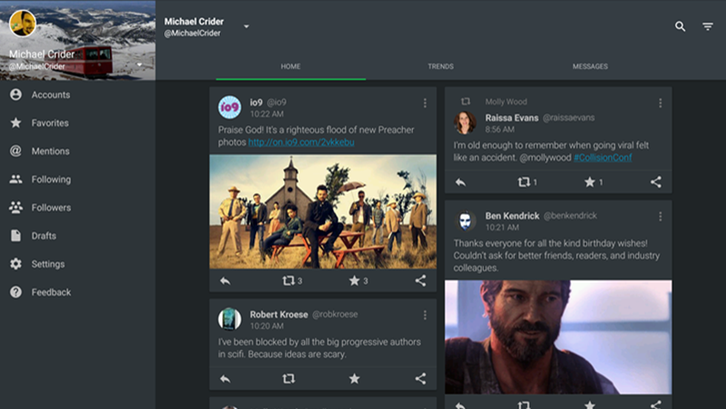 Finch Is A Robust Twitter Client That Hasn't Hit A Token Limit Yet
