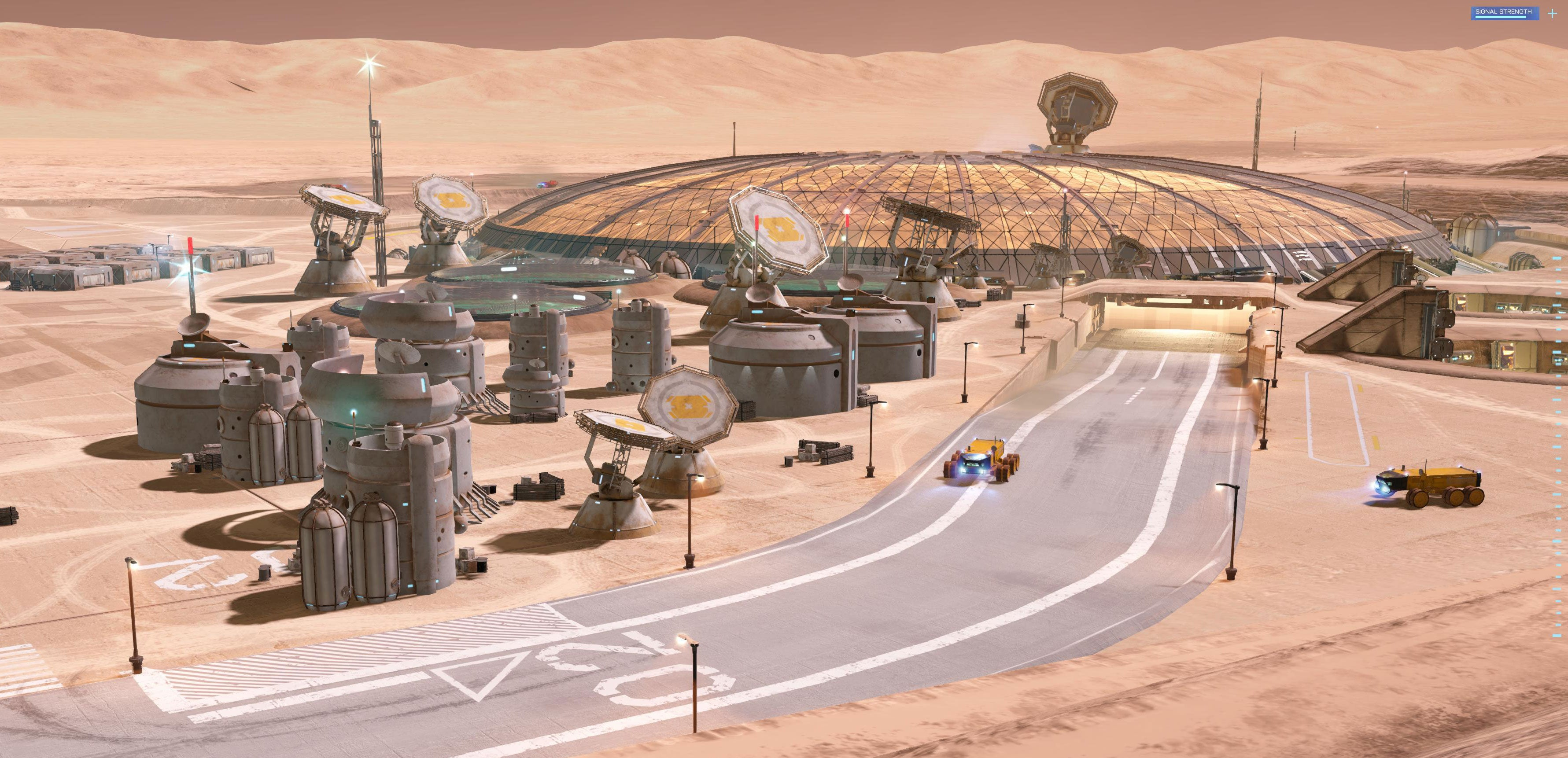 Homeworld Studio Gets Their Arse To Mars