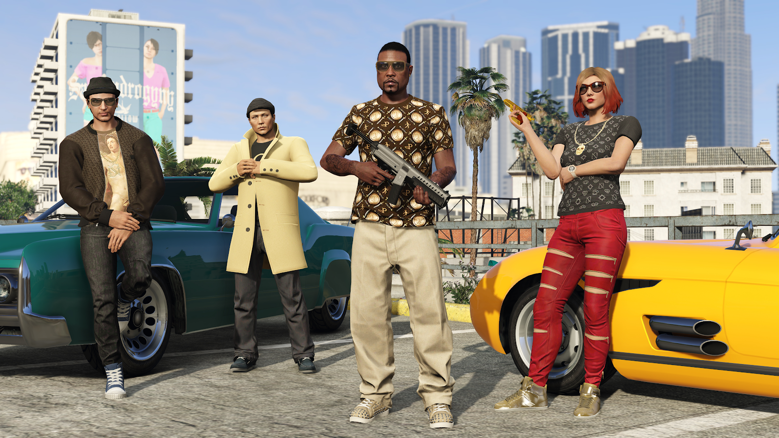 GTA Online's Biggest Problem Is Other Players | Kotaku Australia