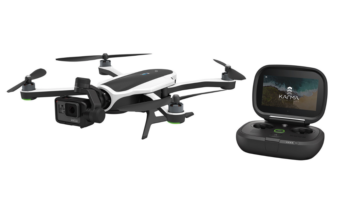 What The Heck Is Going On With GoPro's Grounded Karma Drones?