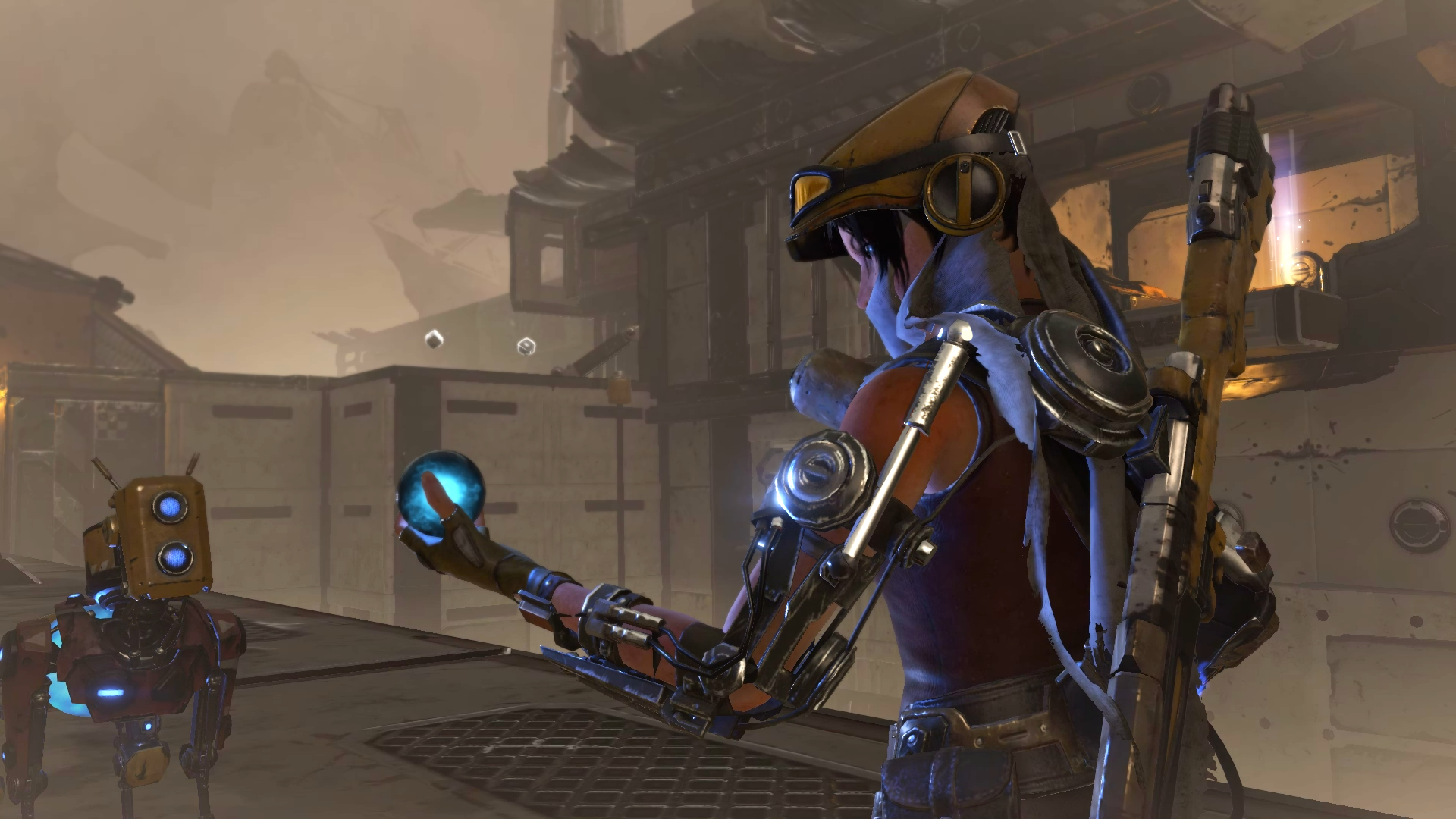 ReCore Hampered By Long Loading Times On Xbox One