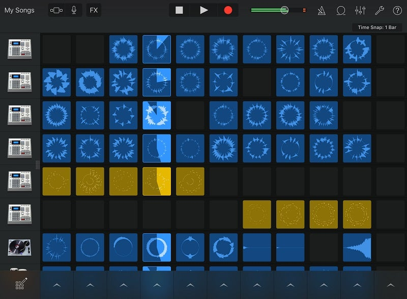 A Beginner's Guide to Making Music with GarageBand Live Loops