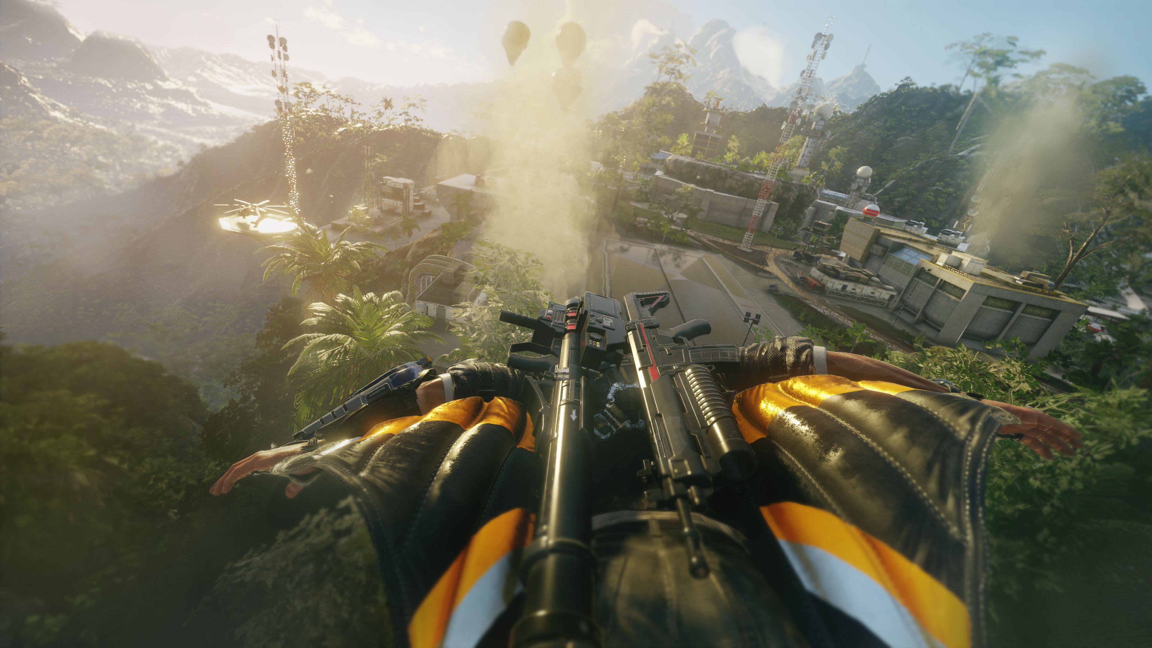 Just Cause 4 Is A Series Of Chaotic Science Experiments