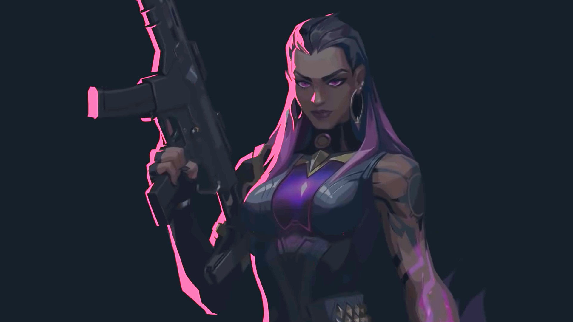 Riot Reveals New Valorant Agent, Reyna