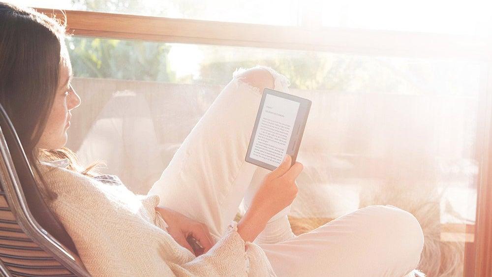Amazon's New Kindle Oasis Is $US289 ($376) Worth Of Luxury Ereader