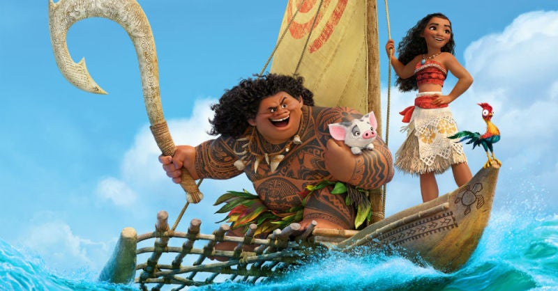 A Deleted Scene Reveals That Moana Once Had Six Older