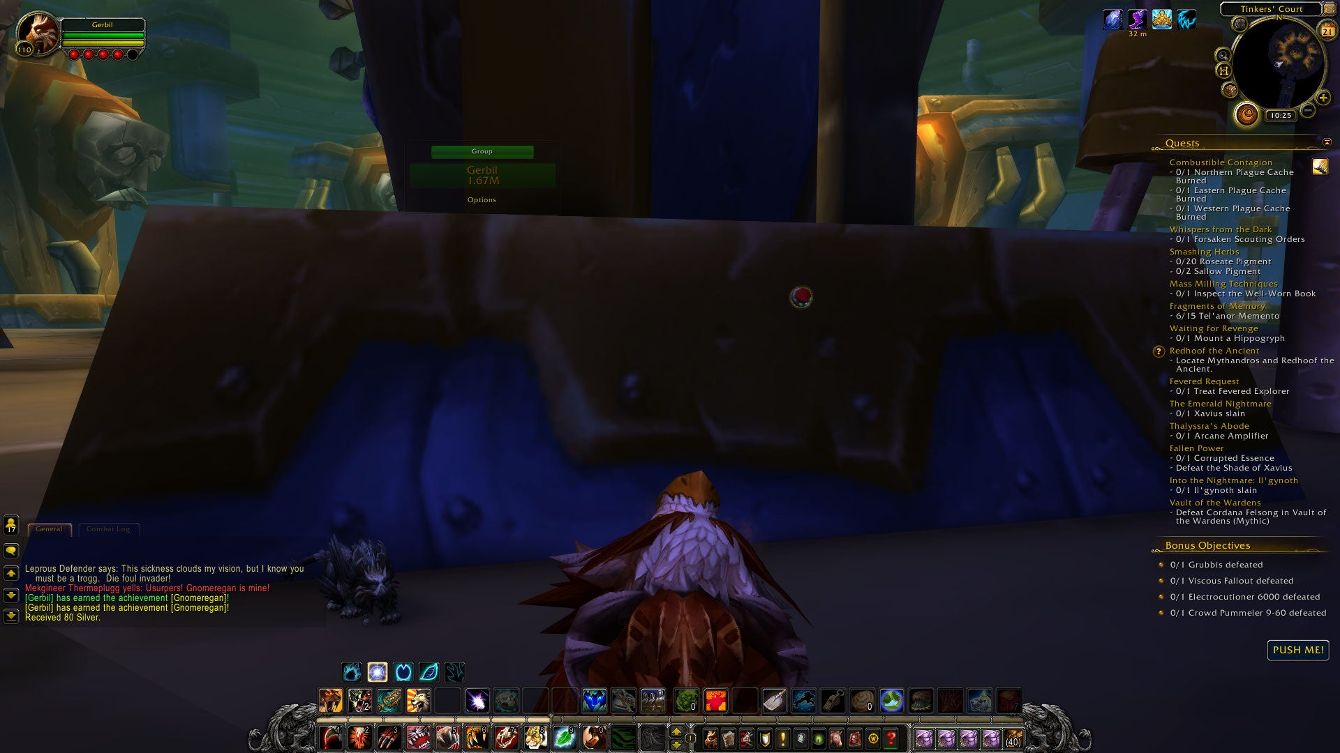 A Powerful New World Of Warcraft Boss Hides In One Of Its Oldest Dungeons