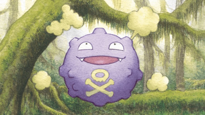 Fans Can Now Vote For The Best Pokémon, Which Is Koffing