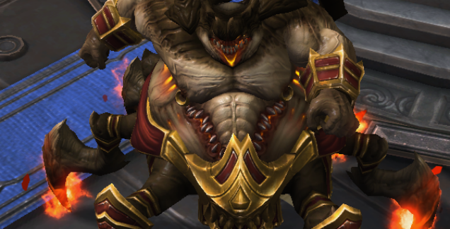 Heroes Of The Storm Has Some Incredible Nipple Rings