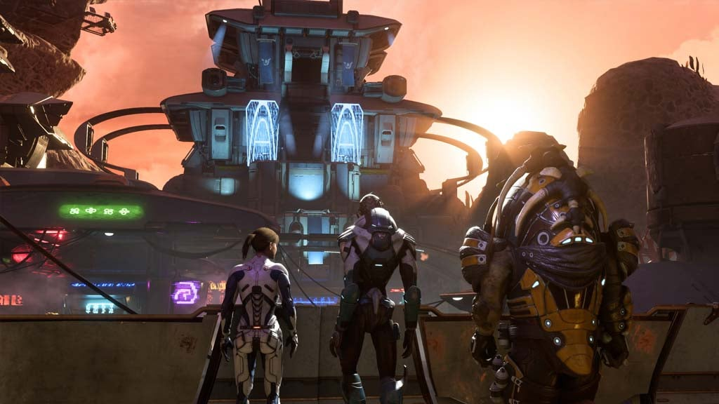 Mass Effect: Andromeda Gets A Release Date