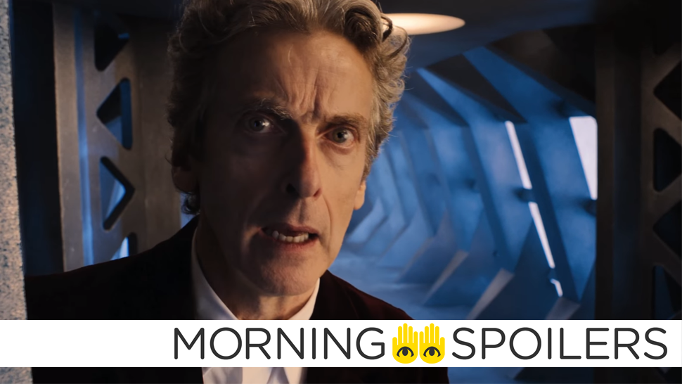 Even More Absurd Rumours About Peter Capaldi's Future On Doctor Who