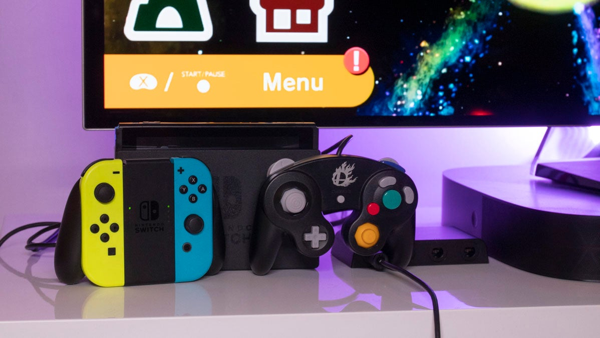 How To Upgrade Your Nintendo Switch To Be Better At Super Smash Bros.