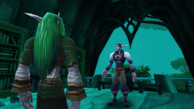 World Of Warcraft Class Quests, Then And Now