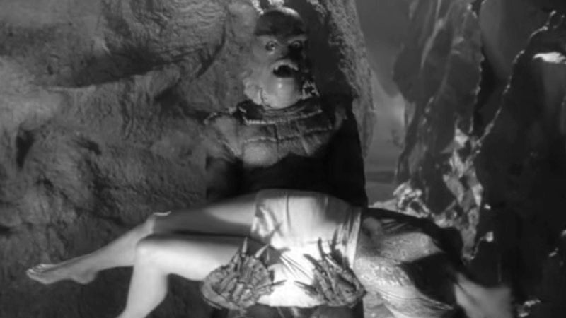The Creature From The Black Lagoon Remake Has Emerged From The Murky Depths With A Screenwriter