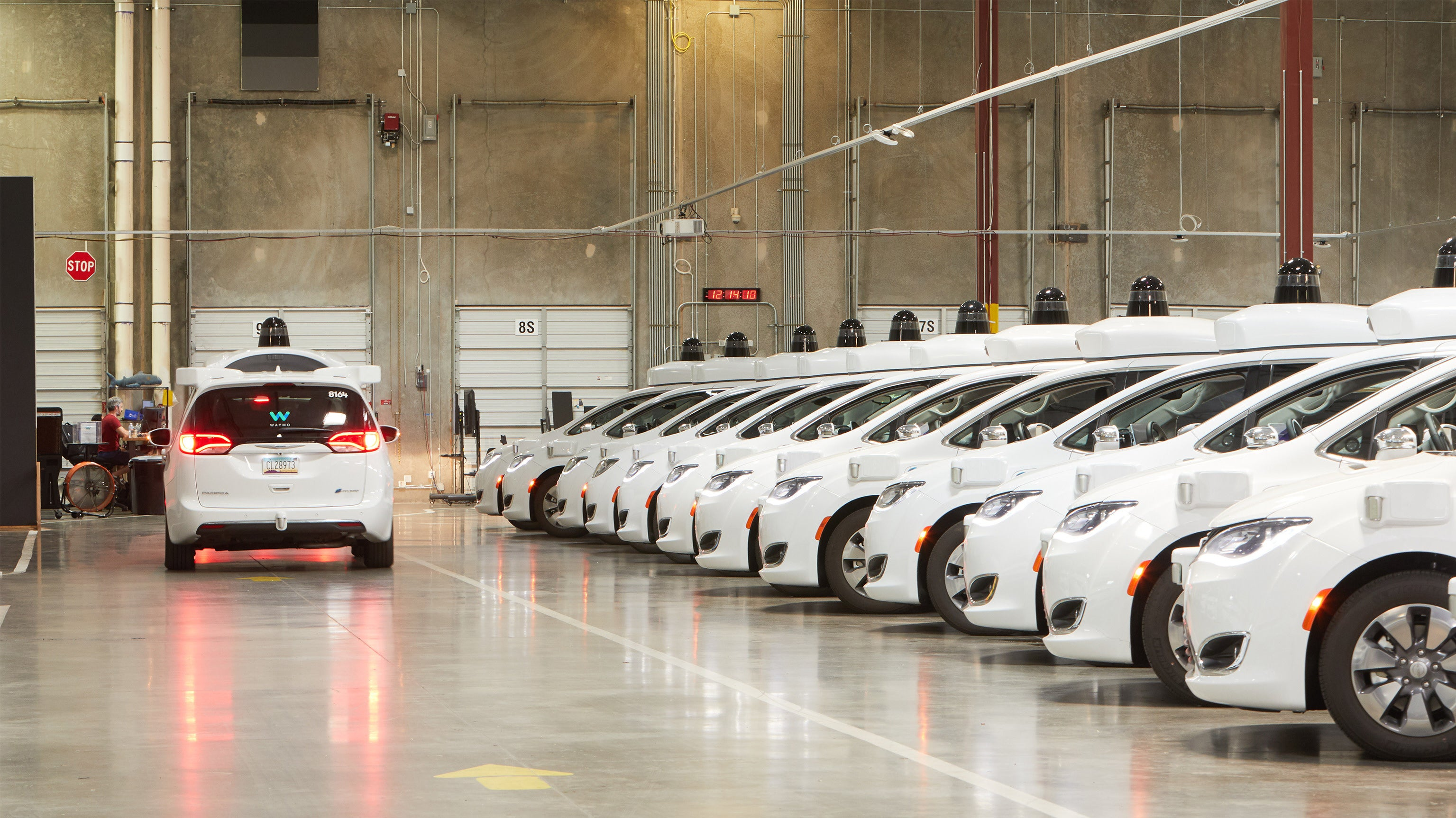 Waymo's Self-Driving Cabs Just Got An Important Green Light In California