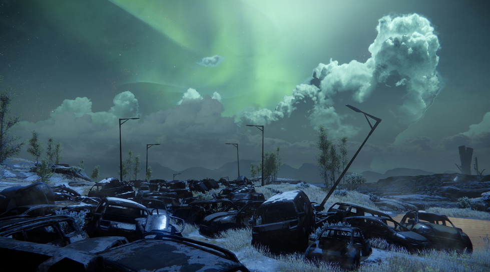 A Bonkers Theory About What The Darkness In Destiny Actually Is