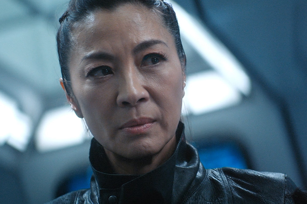 Michelle Yeoh Wanted To Do Section 31 Before Star Trek: Discovery Even Aired