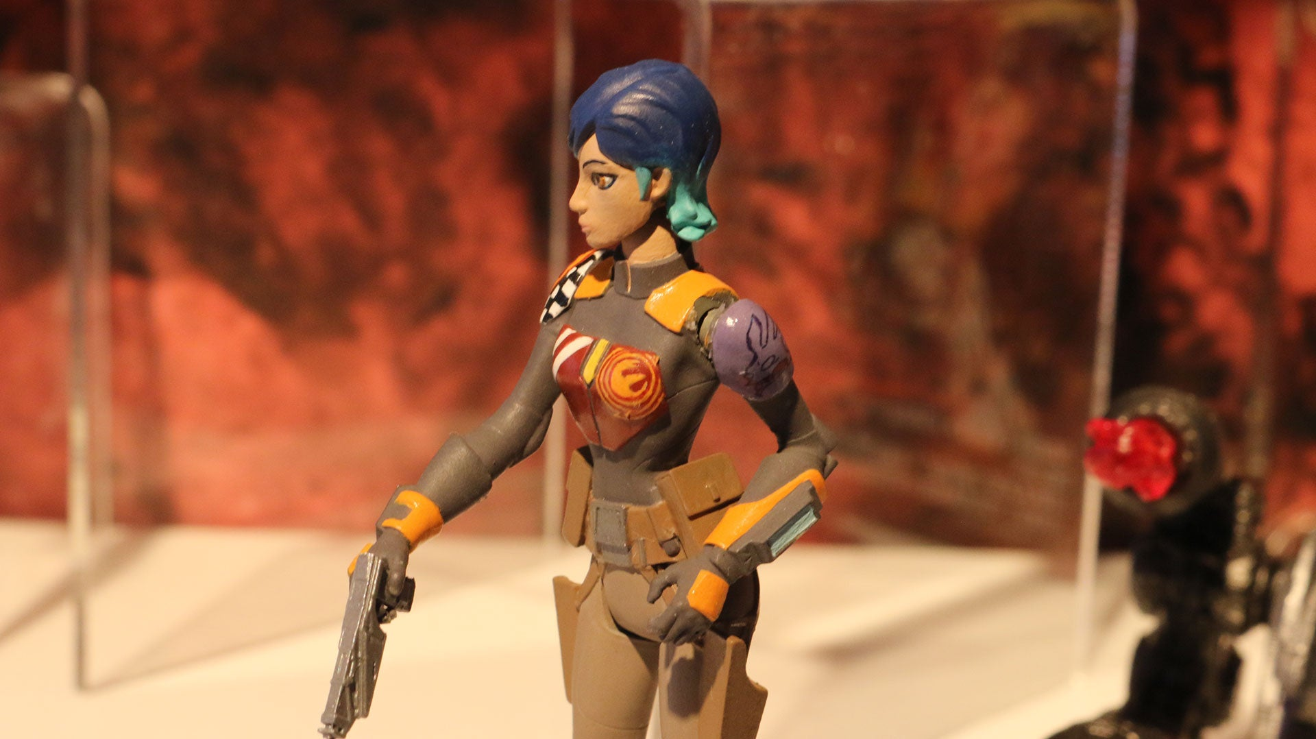 Fan Favourite Star Wars Rebel Gets The Action Figure She Deserves