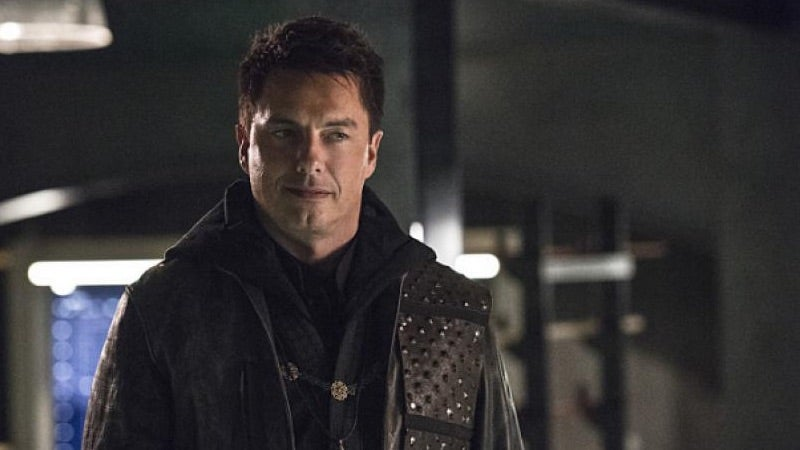 The DC CW Universe Has A Bad Case Of Barrowmania