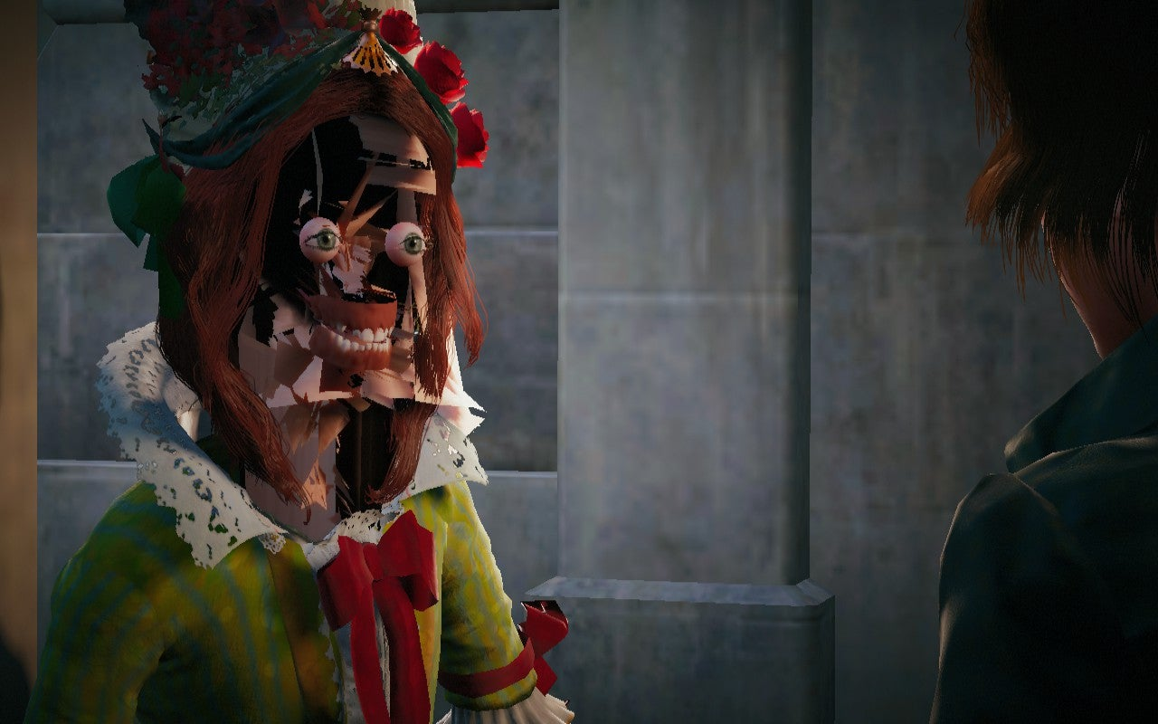 One Of Assassin's Creed Unity's Best Glitches Is Now Art