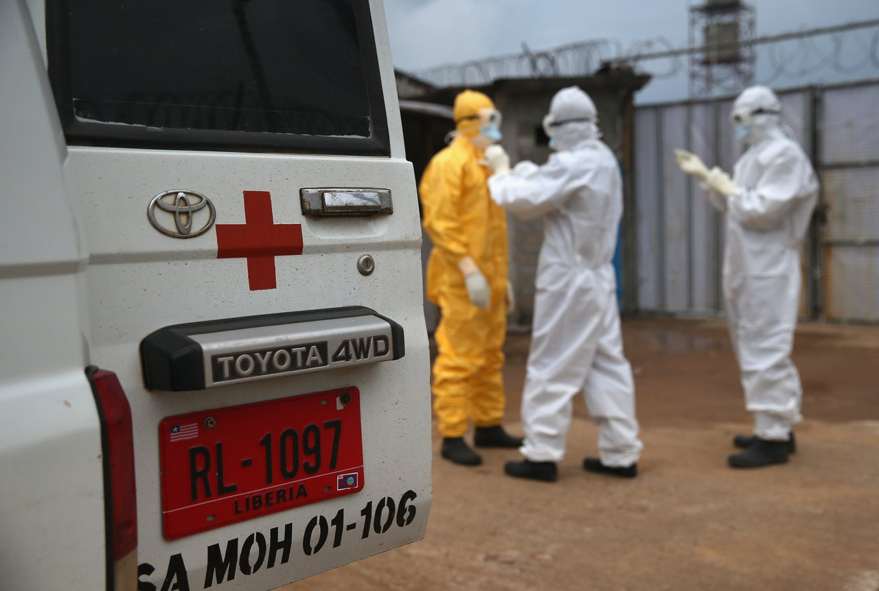 The Owners Of Ebola.com Want $US150,000 For The Domain
