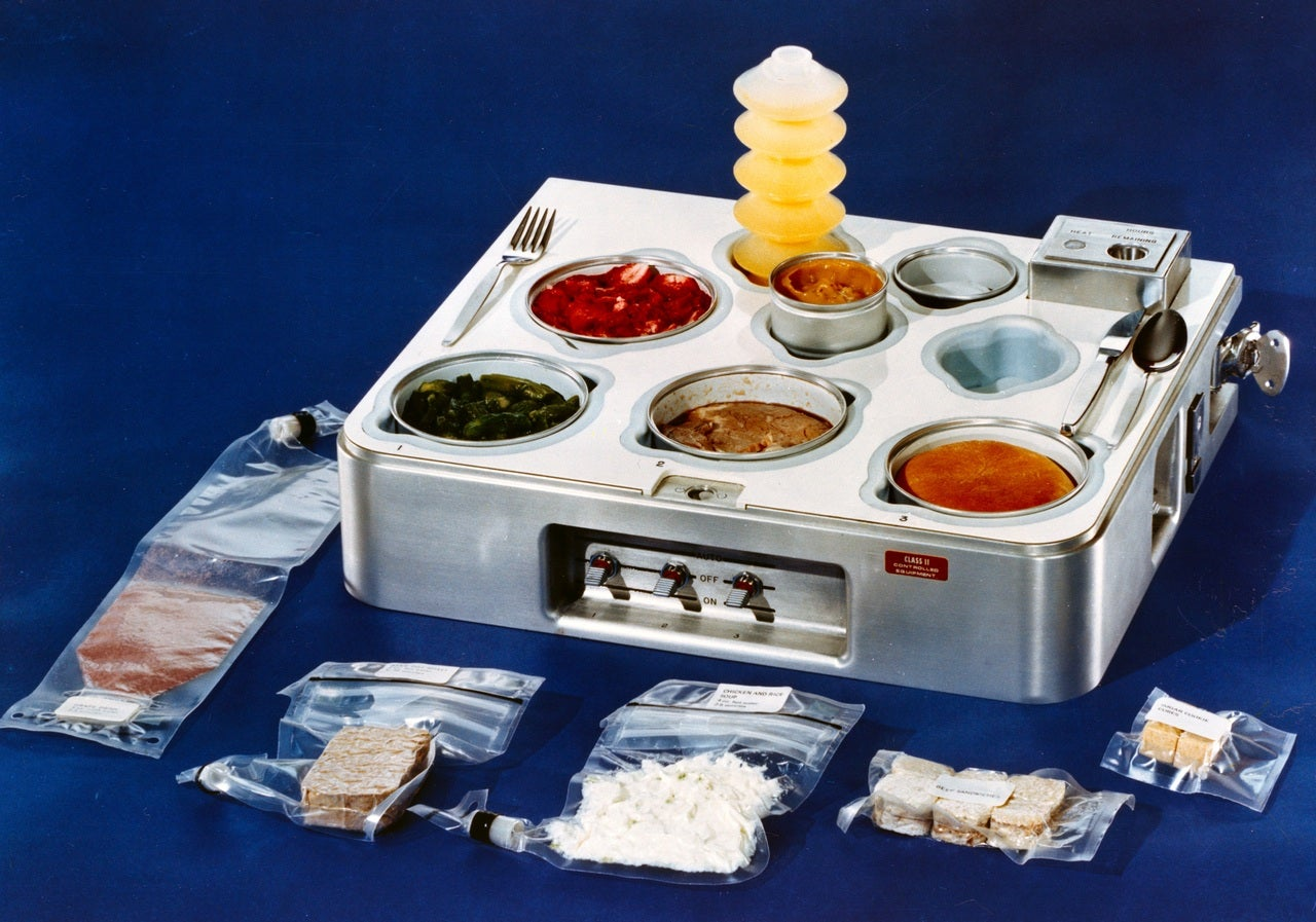 Food of the Future: Just Freeze-Dry It All!