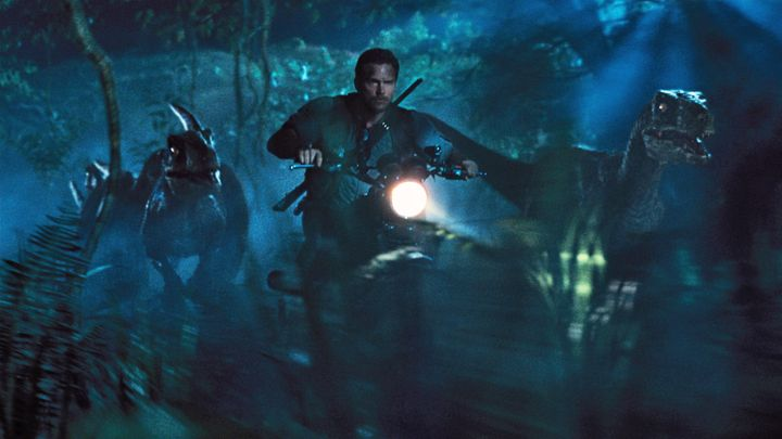 The Jurassic World Sequel Gets a Poster, and a Name Change