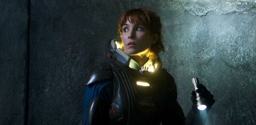 Noomi Rapace Is In Alien: Covenant After All