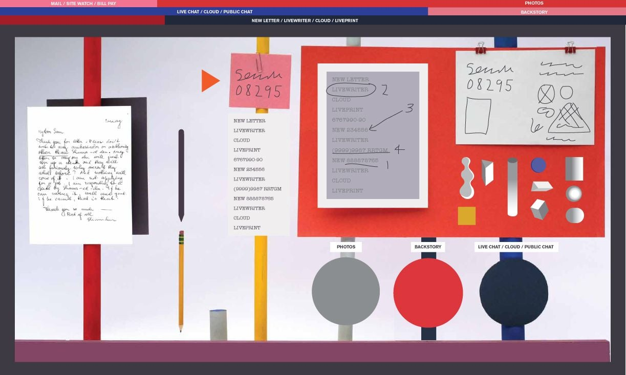 An Interview with Geoff McFetridge on the Interfaces from Her