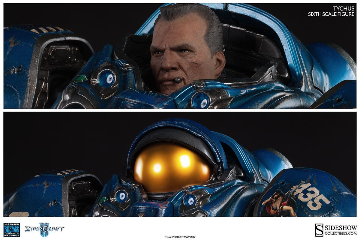 Sixth Scale Tychus Findlay Is One Beautiful Bastard