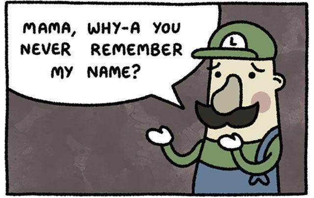 Poor, Poor Luigi