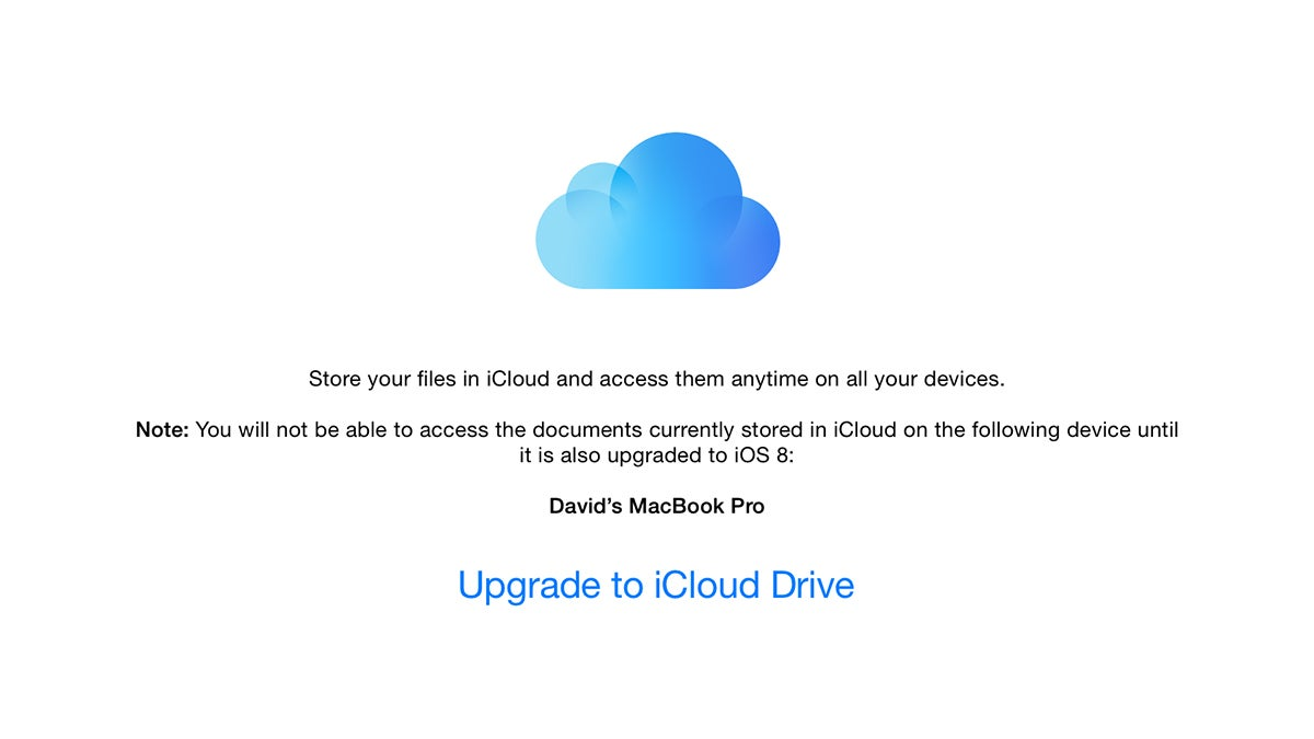 Disabling the iOS 8 Features You Might Not Actually Want