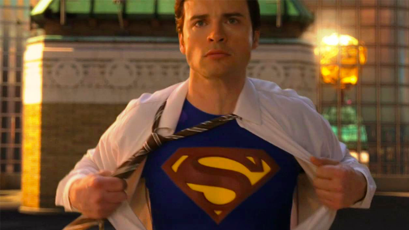 Tom Welling Will Play Superman Once More In Crisis On Infinite Earths