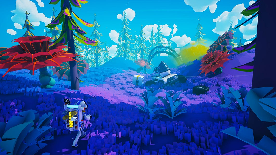Astroneer Makes Outer Space Survival Relaxing