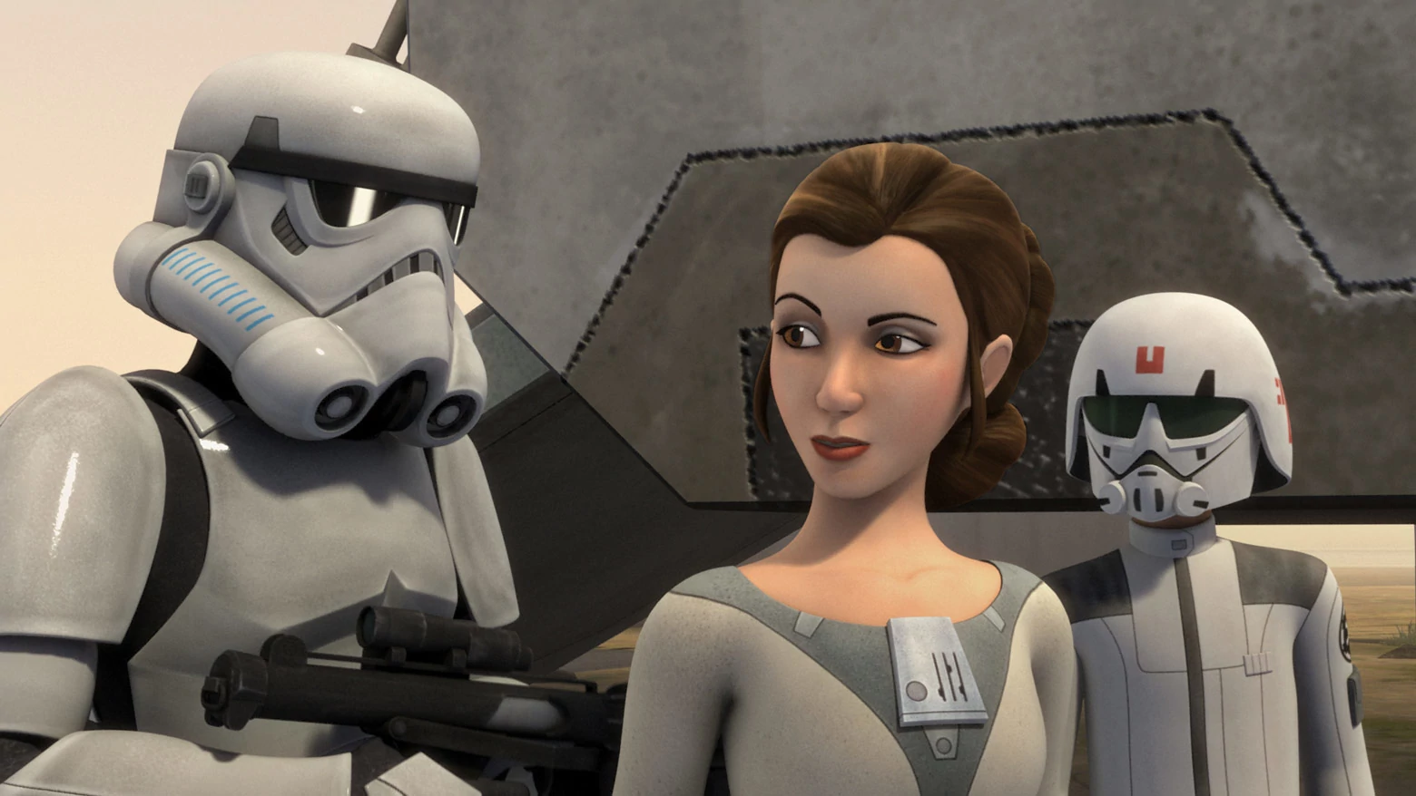 Listen To Five Voice Actresses Talk About The Challenge Of Playing Princess Leia