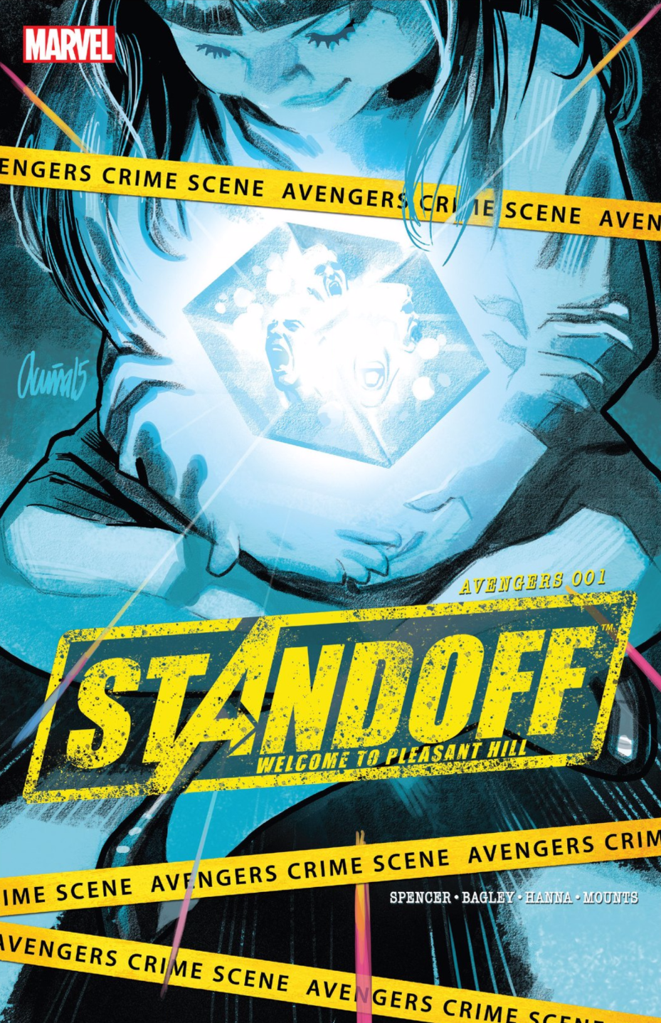 Marvel Comics Just Changed S.H.I.E.L.D in a Big, Scary Way