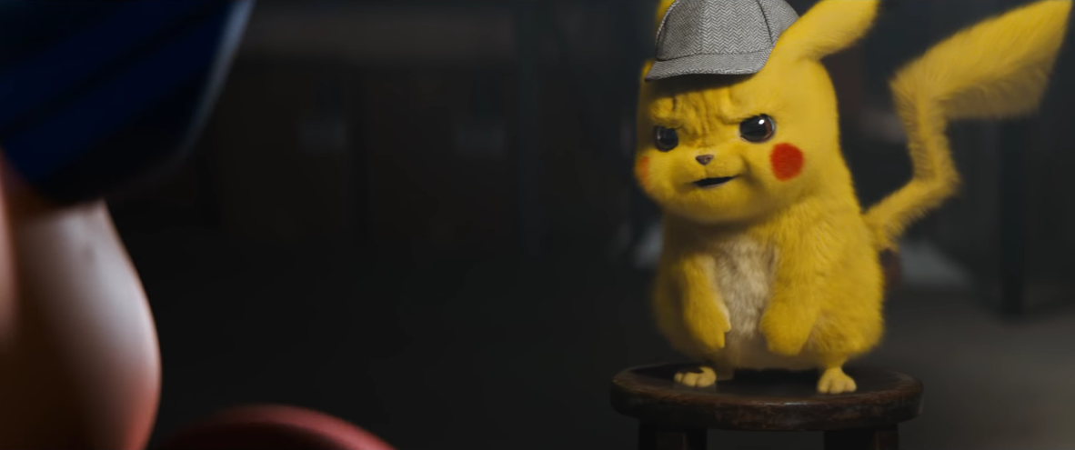 The Internet Reacts To TheDetective Pikachu Trailer
