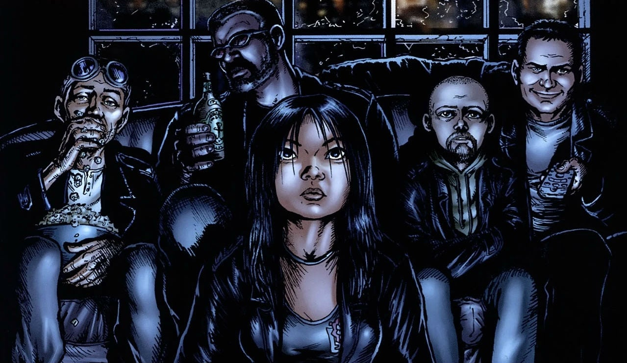 Another R-Rated Garth Ennis Comic, The Boys, Is Coming to TV Thanks to Seth Rogen