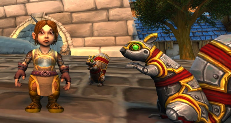 World Of Warcraft Gets Level Scaling Today
