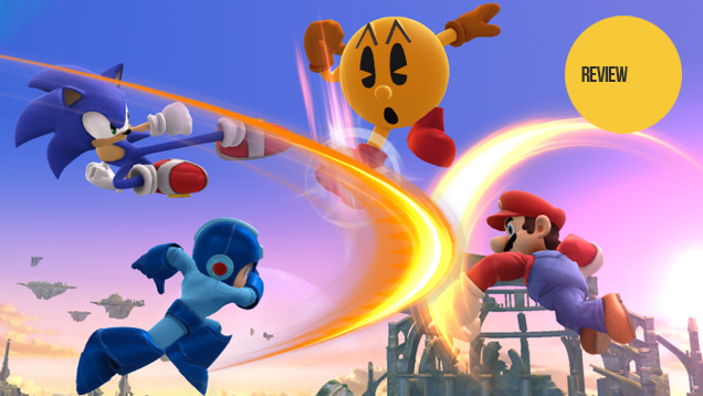 Super Smash Bros. Wii U: The Kotaku Review