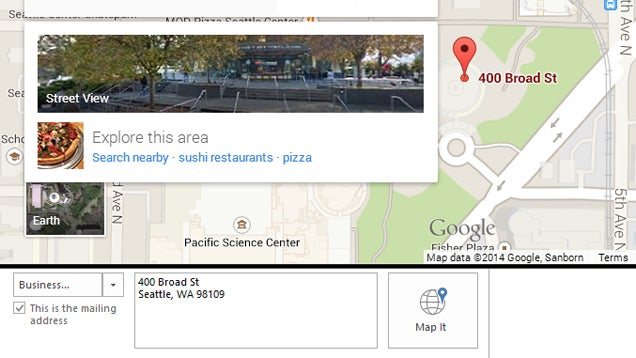 Use Google Maps Instead Of Bing For Contacts In Outlook